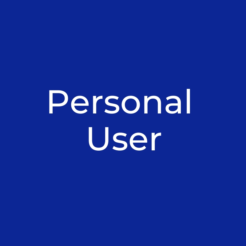 Personal User