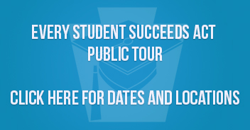 Every Student Succeeds Act Public Tour Dates and Locations