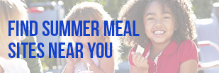 Find Summer Meal Sites Near You