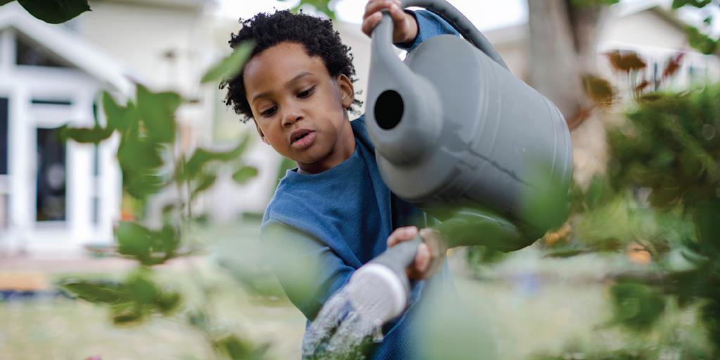Kids are the future of agriculture