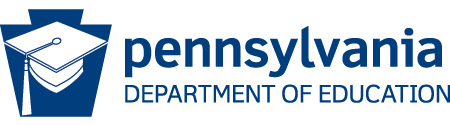 Image of Pennsylvania Department of Education Logo