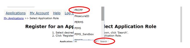FRCPP Screenshot